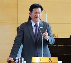 台中市長林佳龍:國內團結才能突破外交困難