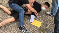 險中老梗詐騙手法 少年車手被警奮勇圍捕