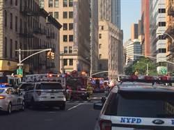 紐約氣爆35傷 多人一氧化碳中毒送醫