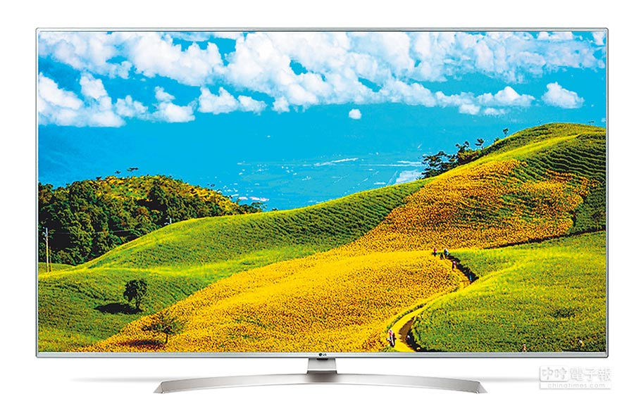 LG 60型4K聯網LED顯示器+視訊盒,全國電子特惠價4萬9900元,送2500元現金折價券,上網登錄再抽華航日本來回機票。(全國電子提供)