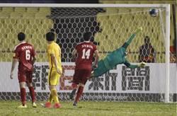 世足資格賽 中國補時被逼平 晉級希望渺茫