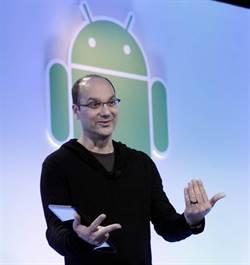 安卓之父坦言 賣手機是因不爽蘋果三星壟斷
