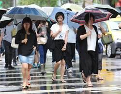 梅雨到!今起一周慎防強烈雨勢