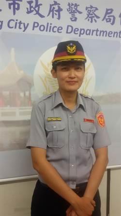 宋麗華控警不作為   仁武分局:蔡豪未違反保護令