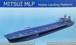 日本設計「機動登陸平台」 可投放大量部隊