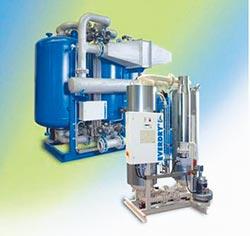 貝克歐 引進壓縮熱回收式乾燥機