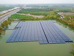 浮動式太陽能光電系統 領先全球