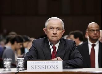 美司法部長國會聽證 駁通俄