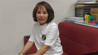 藍女將林婕麗 控國民黨市黨部卡她復權