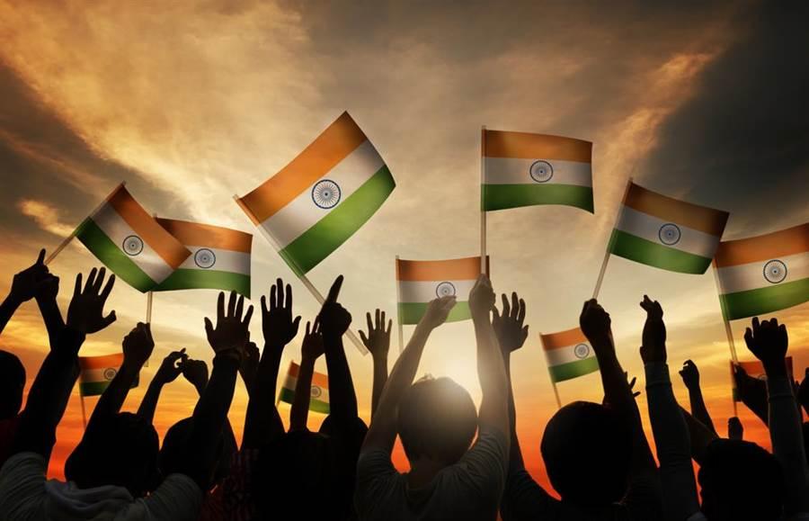 印度挾帶著人口優勢,被推測將在2019年超越美國,成為全球第二大智慧型手機市場。(達志影像/shutterstock提供)