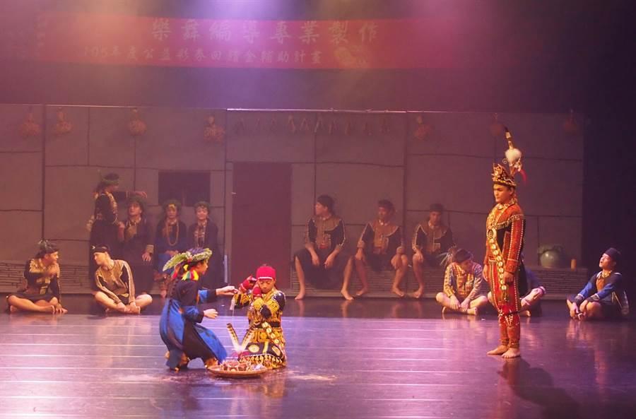 台灣原住民族文化園區今年慶祝30周年,歌舞的質和量均大幅提升,也帶動周末假日遊客數成長。(潘建志攝)