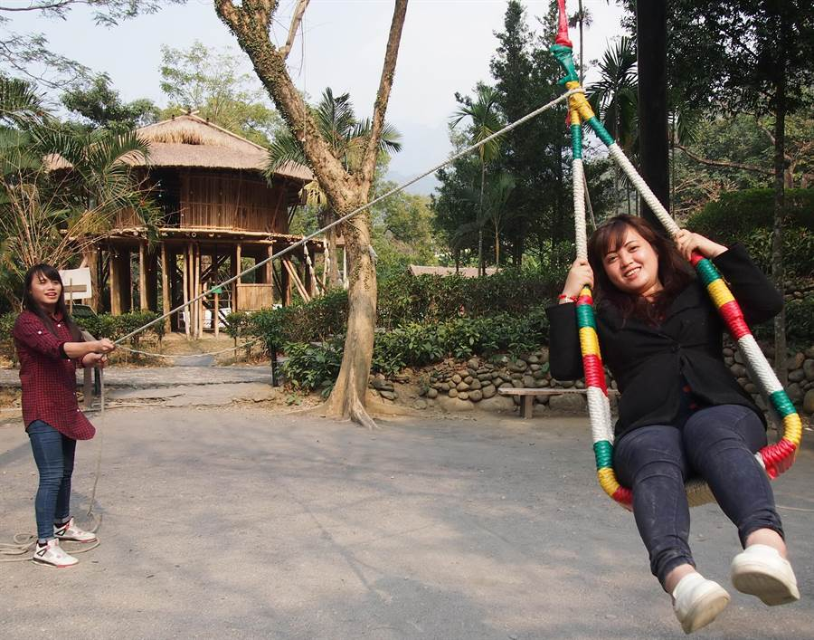 台灣原住民族文化園區今年慶祝30周年,暑假將免費入園一個月,園區內有許多文化體驗活動。(潘建志攝)