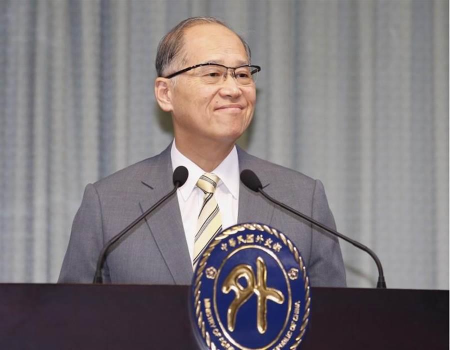 巴拿馬與台灣斷交,李登輝對外交部長李大維頗有微詞,指李要負責任。(資料照片,姚志平攝)