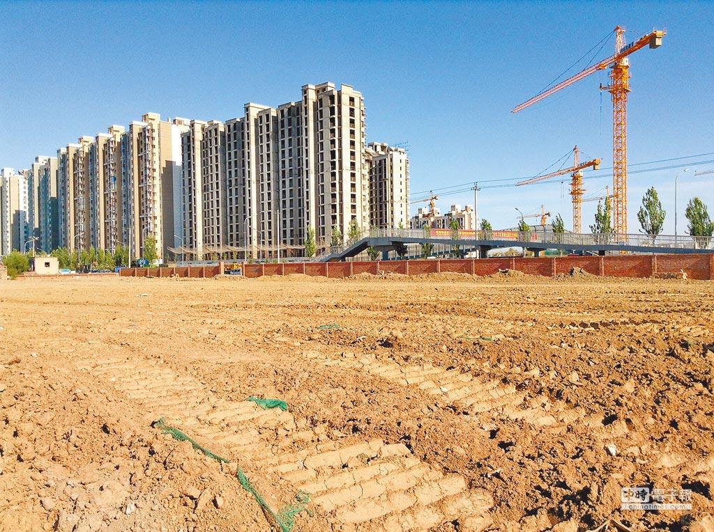 北京一處地產。(CFP)