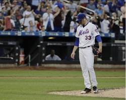 MLB》生涯危機?「黑暗騎士」哈維失速到高中水準