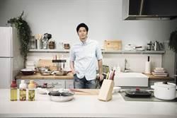 型男主廚速水茂虎道 推銷台灣美食展