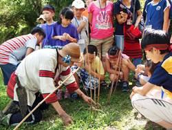 十三行考古營 認識台灣史前文化