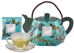 台中梨山茶、彰化茉莉花茶 甘醇