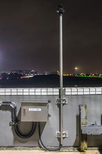 桃機風速計明起用 確保颱風季地勤作業安全