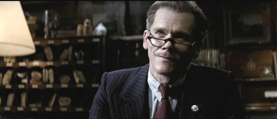 納粹曾經在集中營裡試驗磨練人類超能力的方法,在電影「X戰警:第一戰」當中的劇情並非完全虛構。(圖/20世紀福斯)