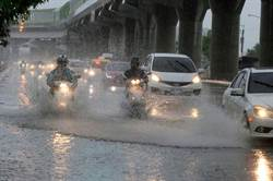 吳德榮:今明梅雨鋒活躍 慎防淹水及劇烈天氣