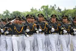 陸軍官校93周年校慶 陸軍司令王信龍主持