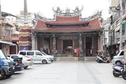 台南郵局辦獨虎郵票展 揭大天后宮曾是總統府