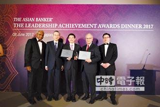 The Asian Banker評選 玉山銀一舉獲8項大獎