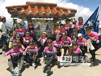 昇陽辦自行車競賽 品牌深根國人心