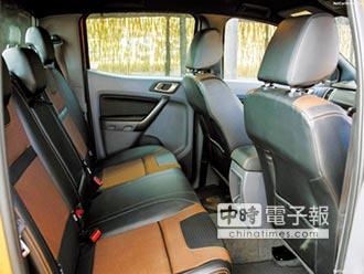 3.2L TDCi Wildtrak Ford Ranger 粗獷外型 十項全能