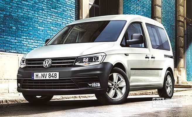 全新上市的第4代Caddy Van 1.2 TSI,具優異油耗表現與載貨空間,並有台灣福斯商旅所提供的4年不限里程保固,新年式限量50台。圖/福斯商旅提供