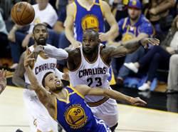 NBA》詹皇:只有俠客與上帝能在禁區面對我取分