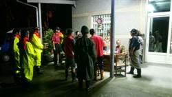入夜雨勢強 高市那瑪夏達卡努瓦部落撤離35人