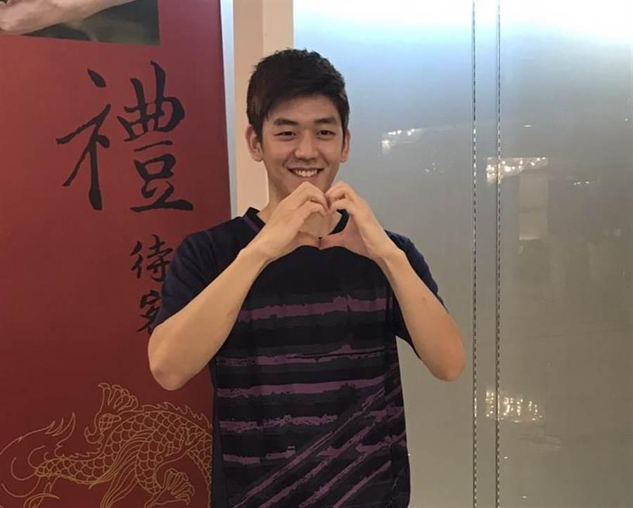 韓國羽球雙打名將李龍大,結婚不到兩年就驚傳婚變。(YONEX提供/資料照)