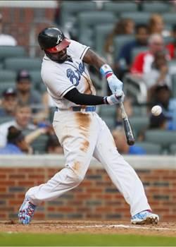 MLB》延長賽致命失誤 馬林魚敗給勇士