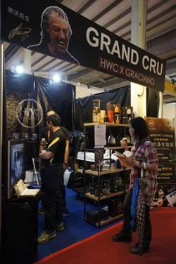 台中茶酒咖啡展 遇見世界冠軍酒與咖啡