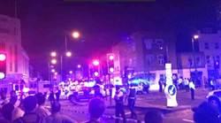 廂型車傳衝撞倫敦公園人群 1死8送醫