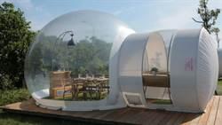 蒙古包、水晶泡泡任你挑!今夏必打包的3個特色露營地點