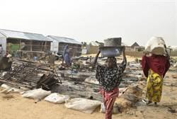 5女自殺炸彈連續攻擊奈及利亞 17死11傷