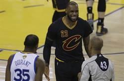 NBA》球隊薪資榜 騎士拓荒者勇士分居前三
