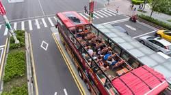 臺北雙層觀光巴士遇困境  業者盼多給支持
