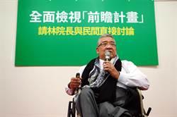 反批徐國勇 郝明義:請找位有一般中文能力的人
