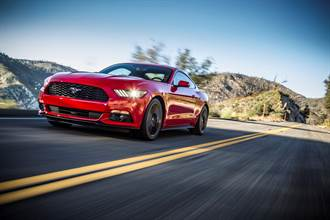 全球風雲跑車 Ford Mustang
