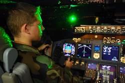 巴黎航展:空巴推出防雷射筆護目鏡