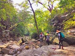 滿州欖仁溪 探山林祕境