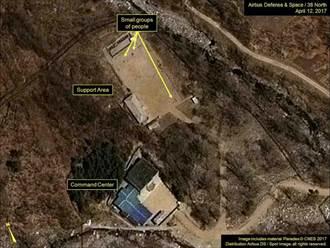 將核試爆?美間諜衛星偵測到北韓核試驗場新活動