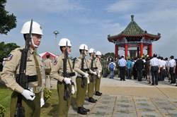 胡璉將軍逝世40周年  金門緬懷永遠的司令官
