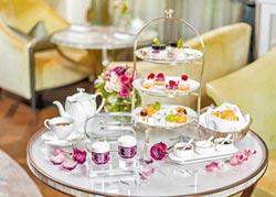Sisley邀約 找貴婦喝下午茶