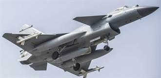 大陸舉辦「航空飛鏢」大賽 派出殲10B參賽