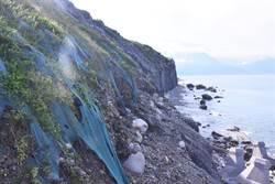 花蓮市公所提海岸邊垃圾場崩落改善計畫 環保署:修正再審